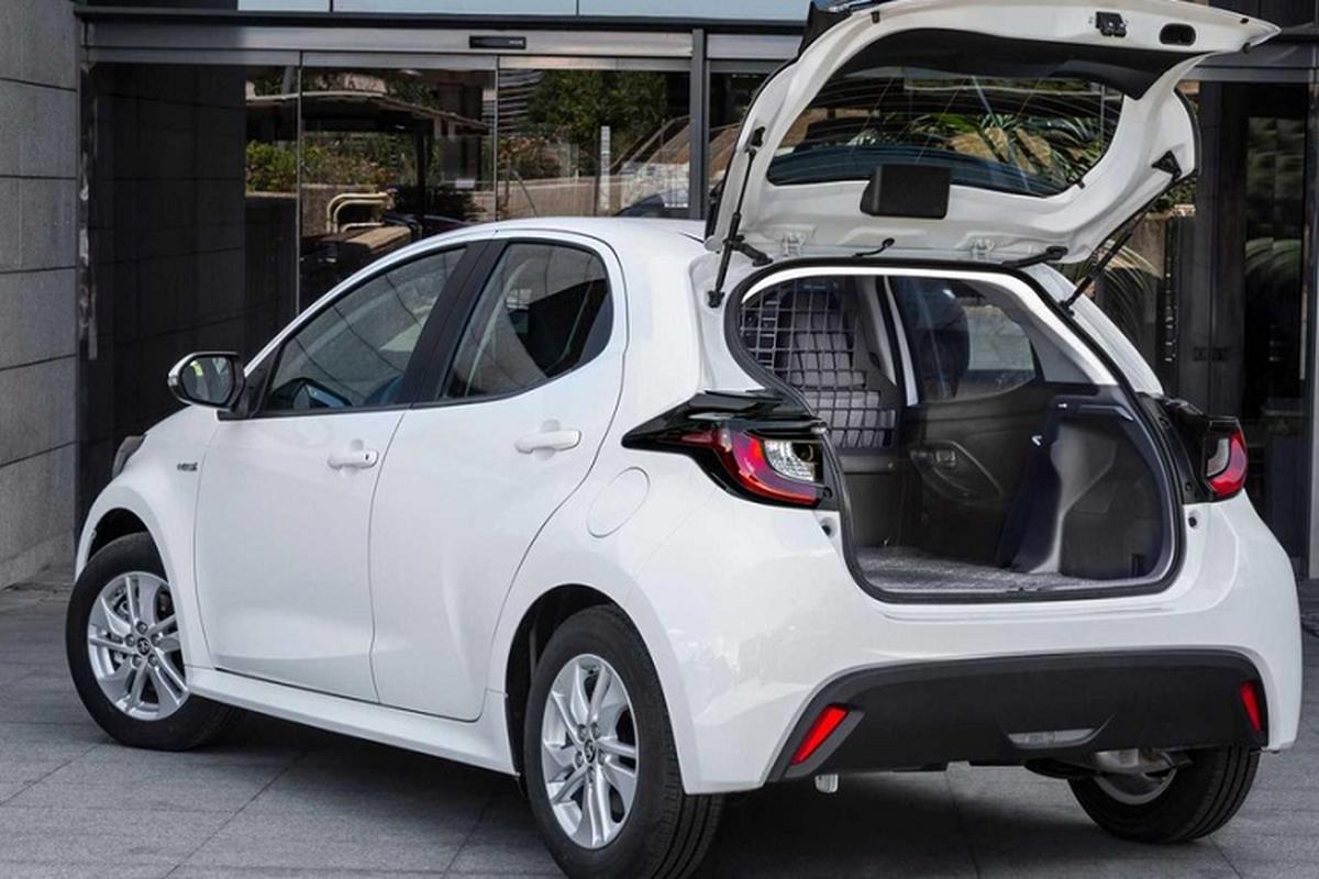 Chi tiet Toyota Yaris ECOVan 2021 gia re tu 597 trieu dong-Hinh-7
