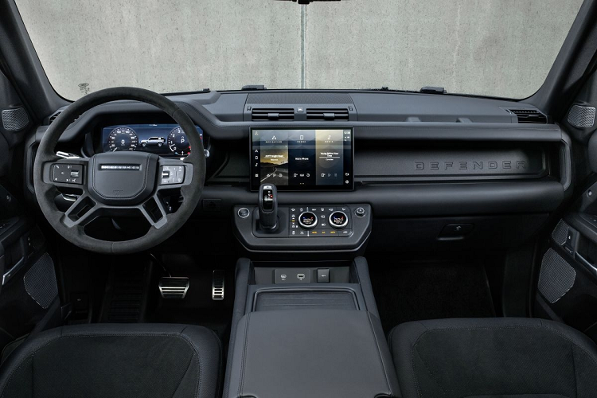 Danh gia Land Rover Defender V8 2022, tu hon 2 ty dong-Hinh-5