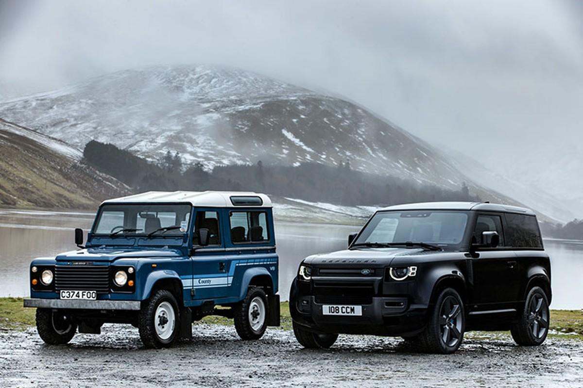 Danh gia Land Rover Defender V8 2022, tu hon 2 ty dong-Hinh-10