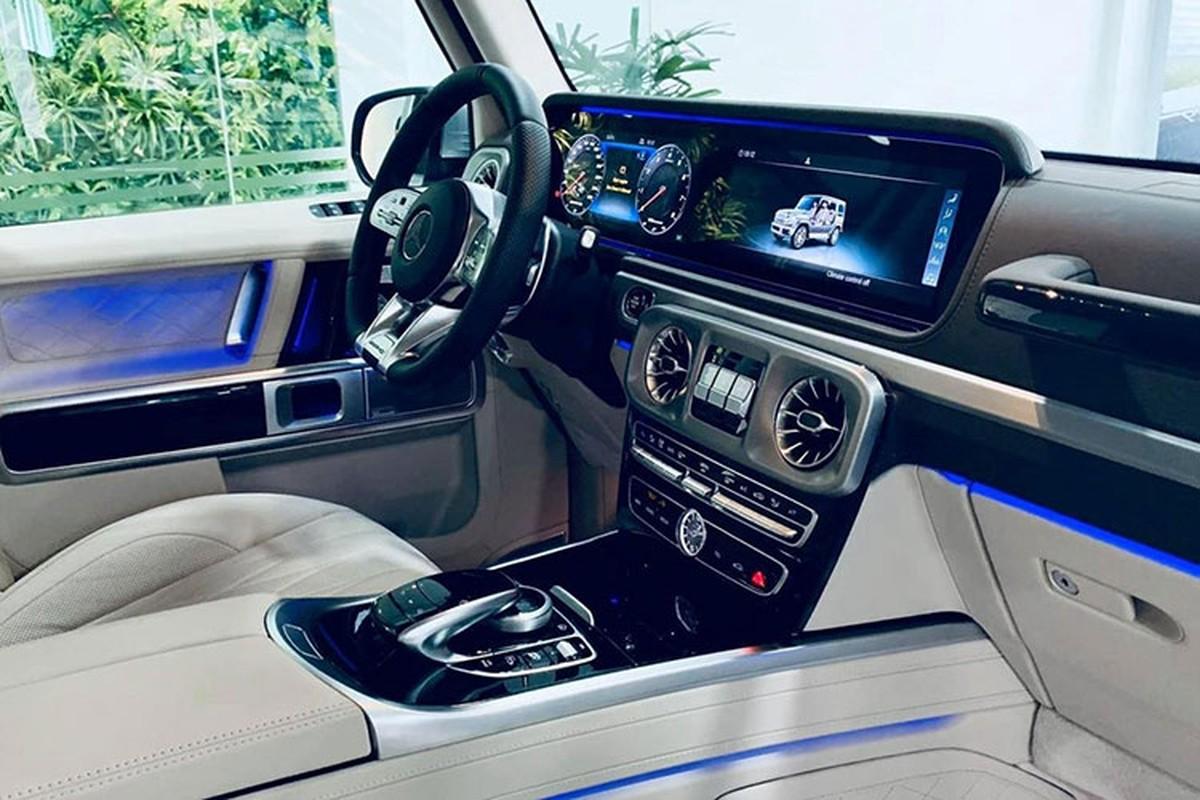 Mercedes-AMG G63 moi ve Viet Nam khac biet gi xe cua Cuong Do la-Hinh-3