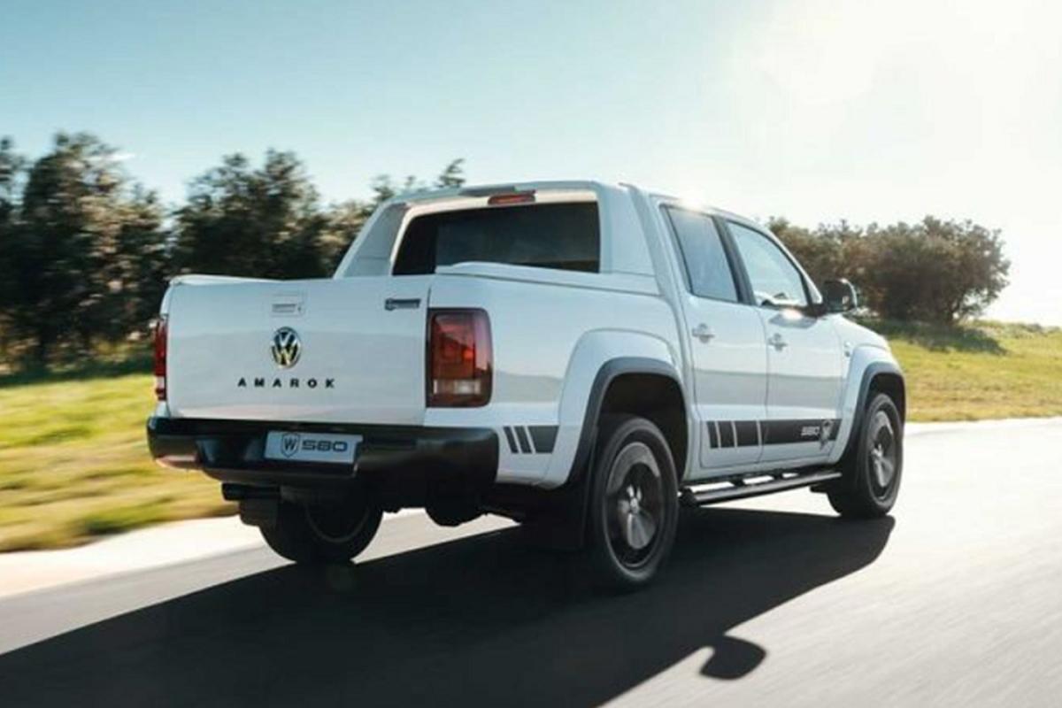 "Volkswagen Amarok 580X moi - ban tai cho dan off-road ""chuyen sau""-Hinh-2"