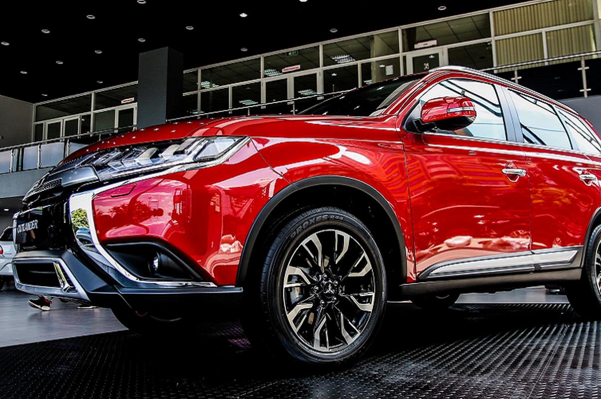 Mitsubishi Outlander 2022 sap ve Viet Nam co lam nen chuyen?-Hinh-10