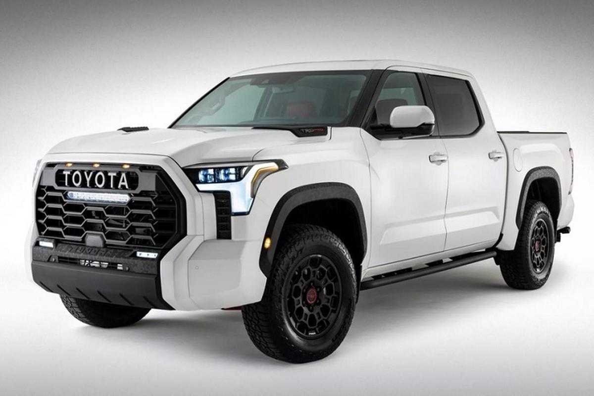 Toyota Tundra 2022 moi lo dien hang loat trang bi hap dan-Hinh-8