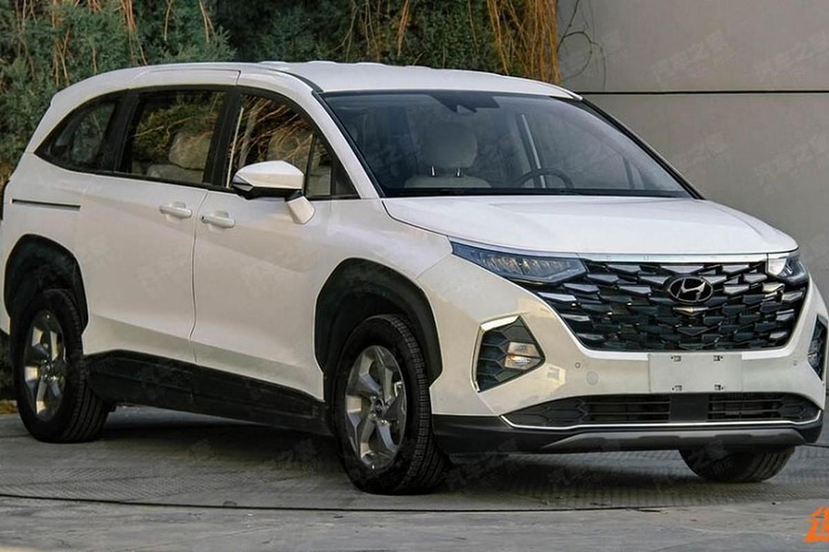 Hyundai Custo 2022