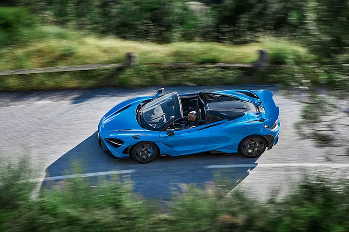 McLaren 765LT Spider chi can 2,8 giay de dat moc 100km/h-Hinh-10