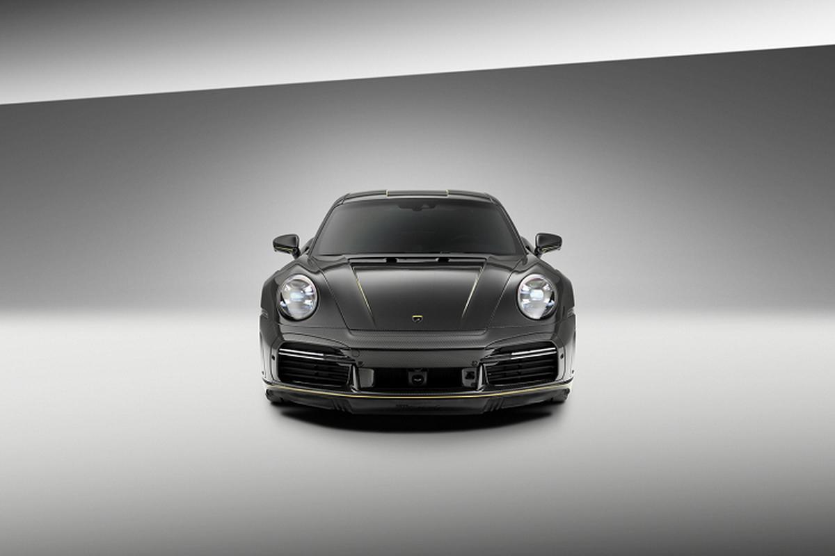 """Porsche 992 """"lot xac"""" hoan toan voi goi full carbon gan 3 ty dong-Hinh-10"""