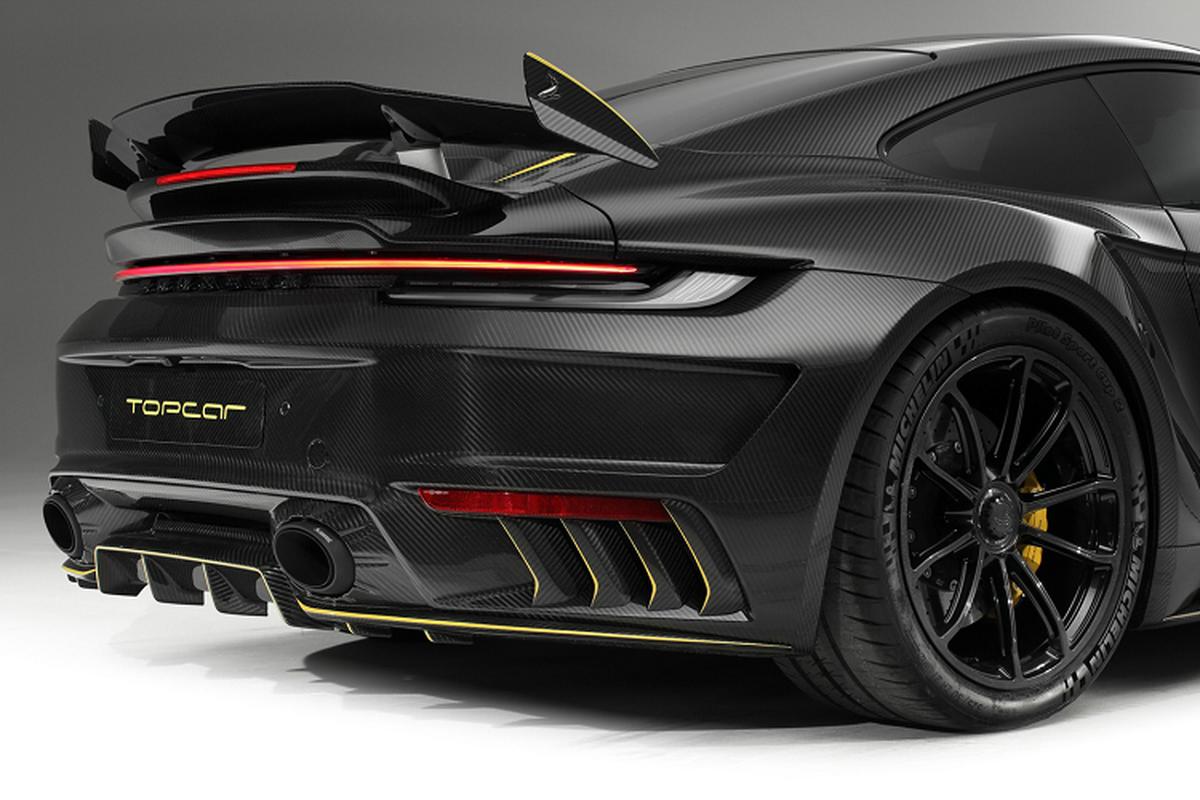 """Porsche 992 """"lot xac"""" hoan toan voi goi full carbon gan 3 ty dong-Hinh-4"""