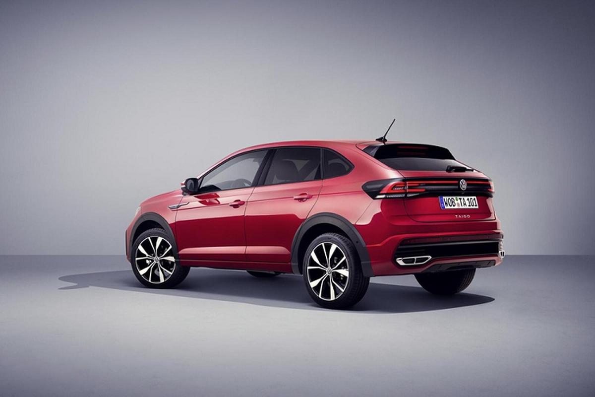 Volkswagen Taigo 2022 - SUV lai Coupe