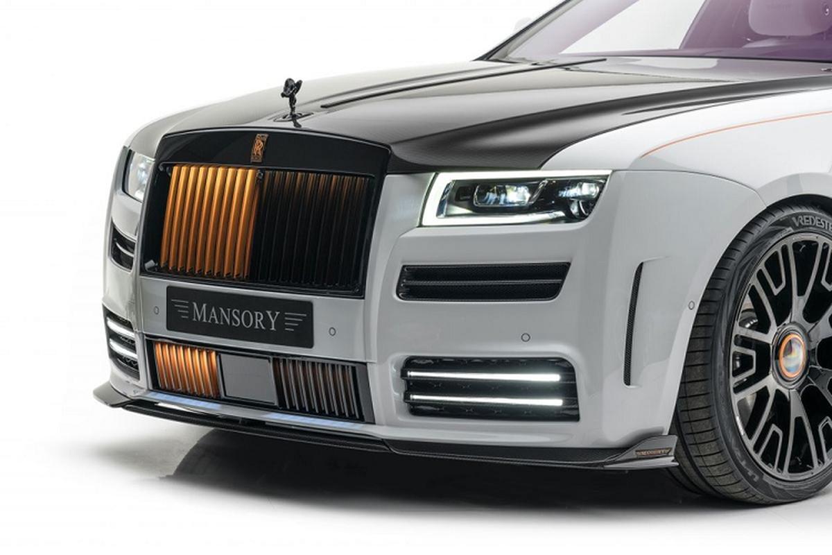 Rolls-Royce Ghost V12 Mansory - xe sieu sang manh 710 ma luc-Hinh-2