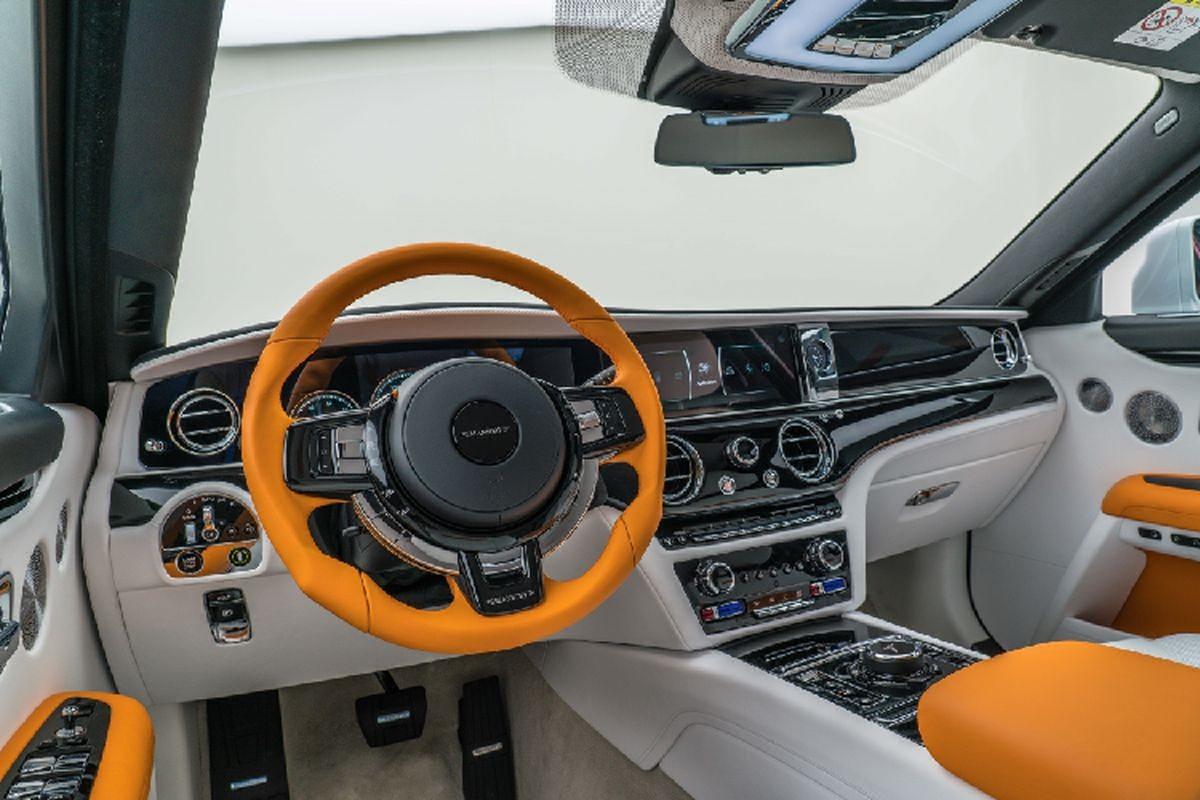 Rolls-Royce Ghost V12 Mansory - xe sieu sang manh 710 ma luc-Hinh-3
