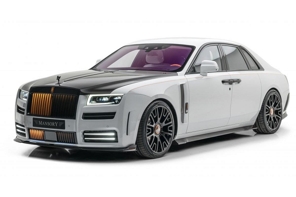 Rolls-Royce Ghost V12 Mansory - xe sieu sang manh 710 ma luc-Hinh-6