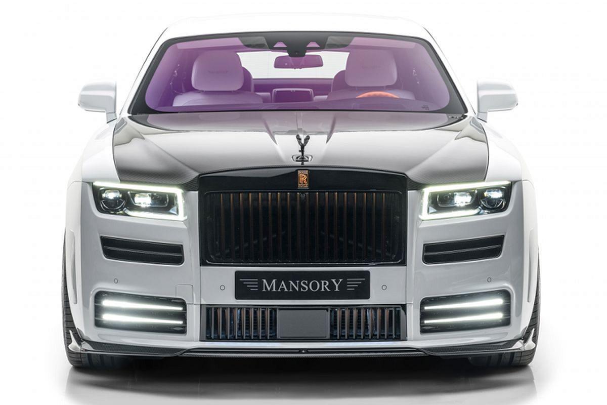 Rolls-Royce Ghost V12 Mansory - xe sieu sang manh 710 ma luc-Hinh-8
