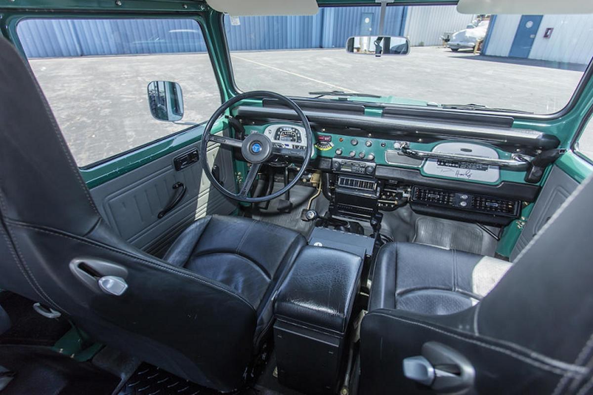 Toyota Land Cruiser 1980 hang hiem cua Tom Hanks rao ban-Hinh-5