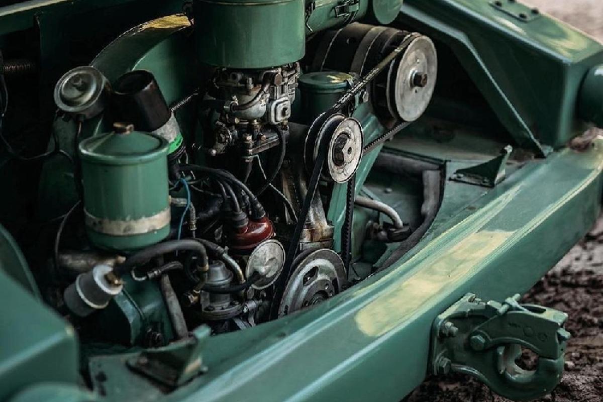 Porsche 597 Jagdwagen - xe dia hinh quan su hang