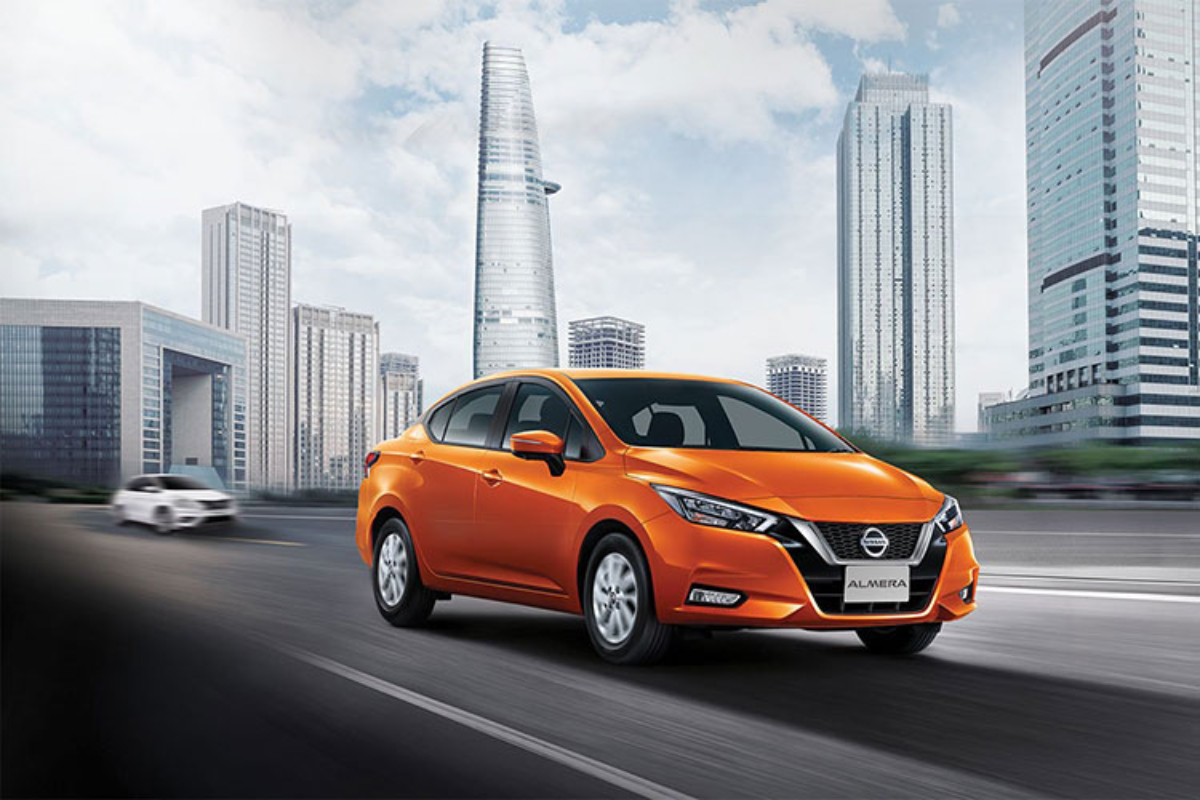 Nissan Almera 2021 tu 469 trieu tai Viet Nam, doi thu Toyota Vios-Hinh-2