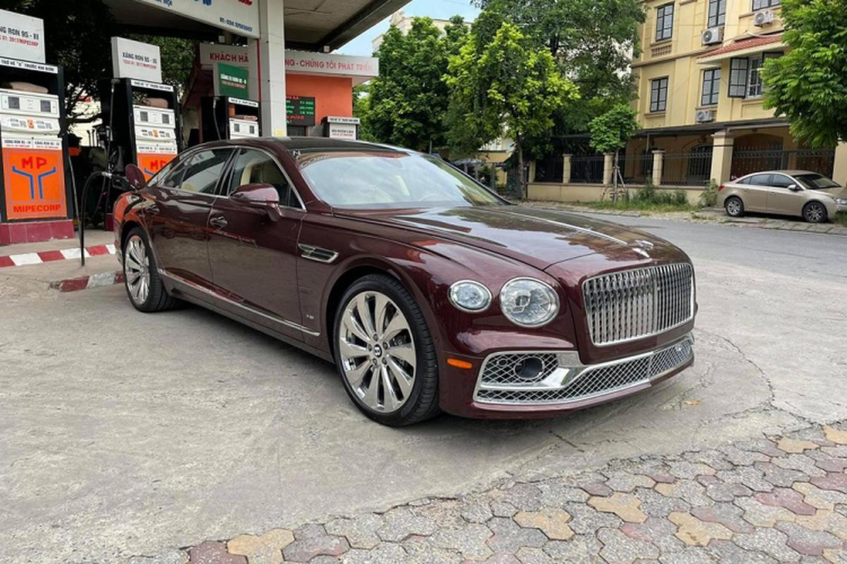 Bentley Flying Spur V8 First Edition hon 20 ty, mau doc ve Ha Noi-Hinh-6