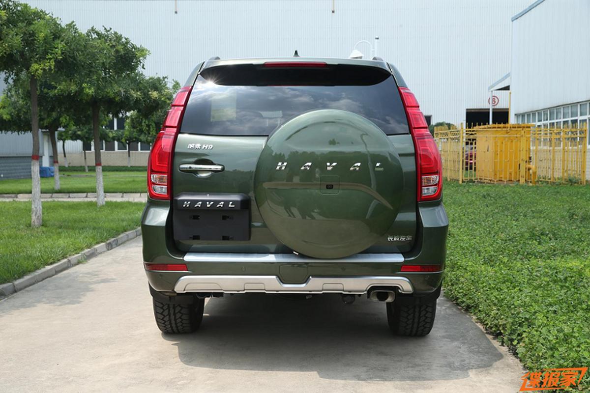Haval H9 2021 cua Trung Quoc, SUV