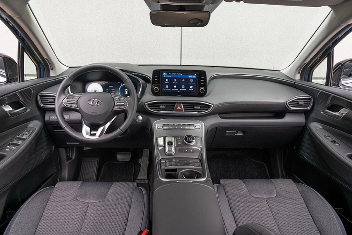 Hyundai SantaFe 2022 them ban XRT tu 730 trieu dong tai My-Hinh-4