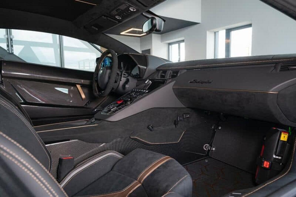 Lamborghini Aventador SVJ63 co the ve Viet Nam, khoang 65 ty dong-Hinh-4
