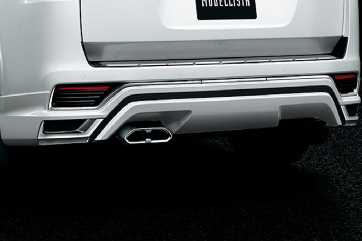 Toyota Land Cruiser 2022 vua ra mat da co