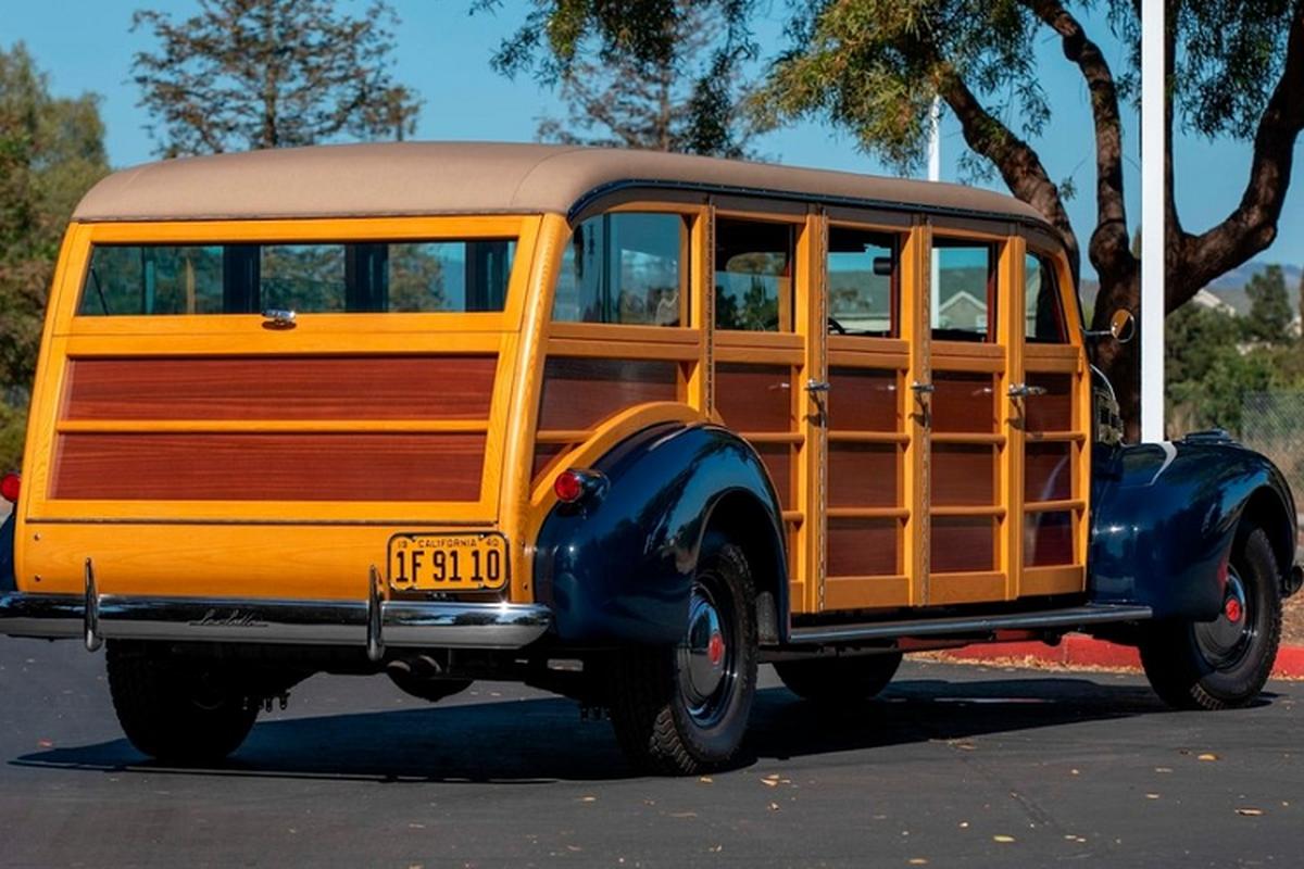 LaSalle Meteor 1940 - limousine 8 cua vo go doc nhat tren doi-Hinh-6