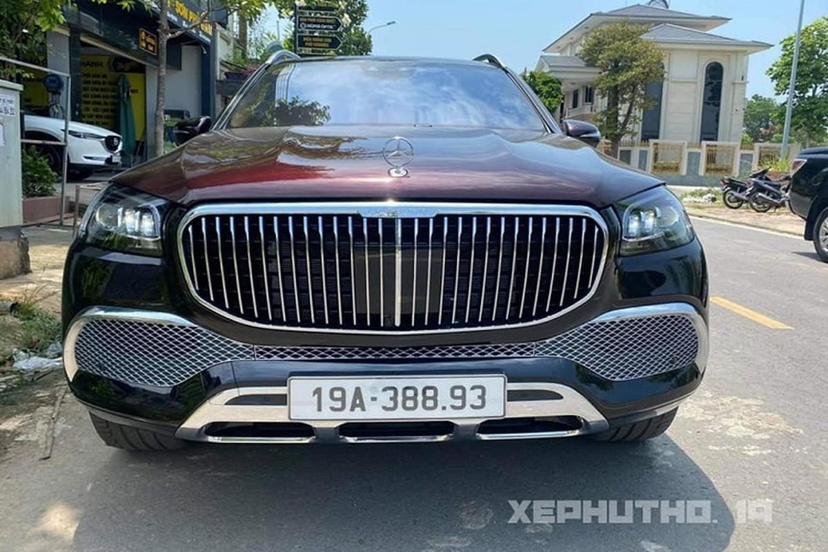 Mercedes-Maybach GLS hon 16 ty cua dai gia Phu Tho ra bien so-Hinh-2