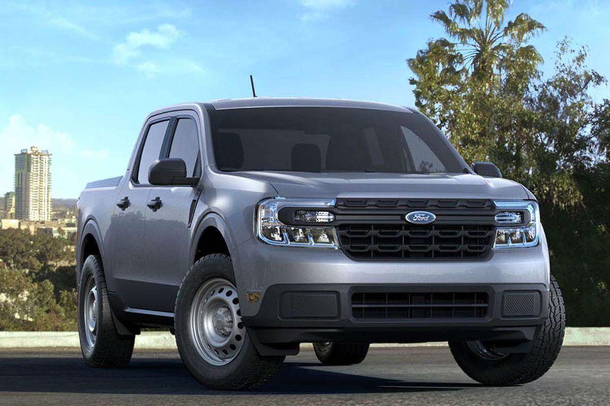Can canh Ford Maverick XL 2022 tieu chuan chi 460 trieu dong-Hinh-10