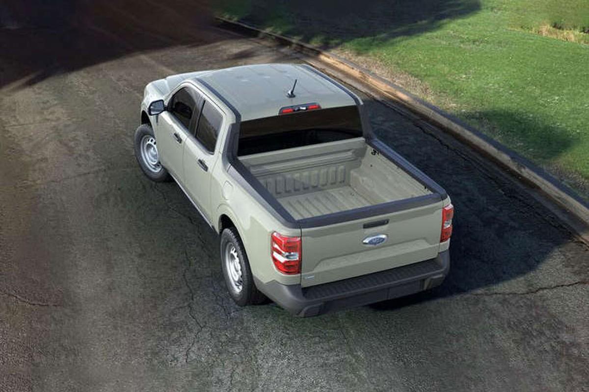 Can canh Ford Maverick XL 2022 tieu chuan chi 460 trieu dong-Hinh-2