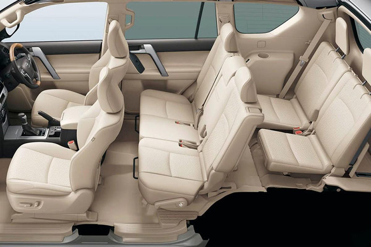 Toyota Land Cruiser Prado the he moi se thay doi nhu the nao?-Hinh-4