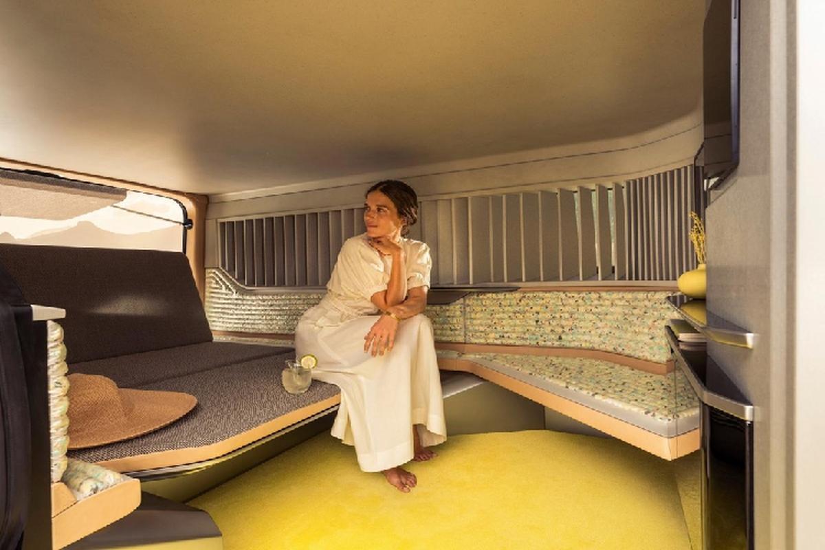 Renault Hippie Caviar Hotel - xe van cam trai sang chanh nhu khach san-Hinh-5
