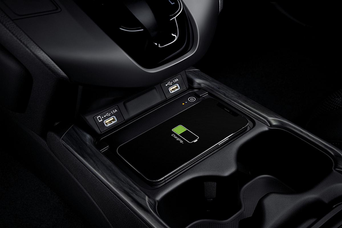 Honda CR-V Black Edition 5 cho lac hau, van hon 1 ty dong-Hinh-10