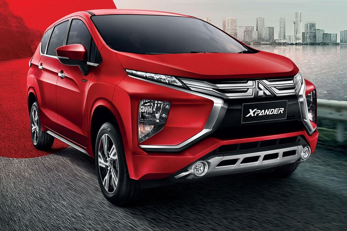 Mitsubishi Xpander gia re ban dac biet chao hang Dong Nam A