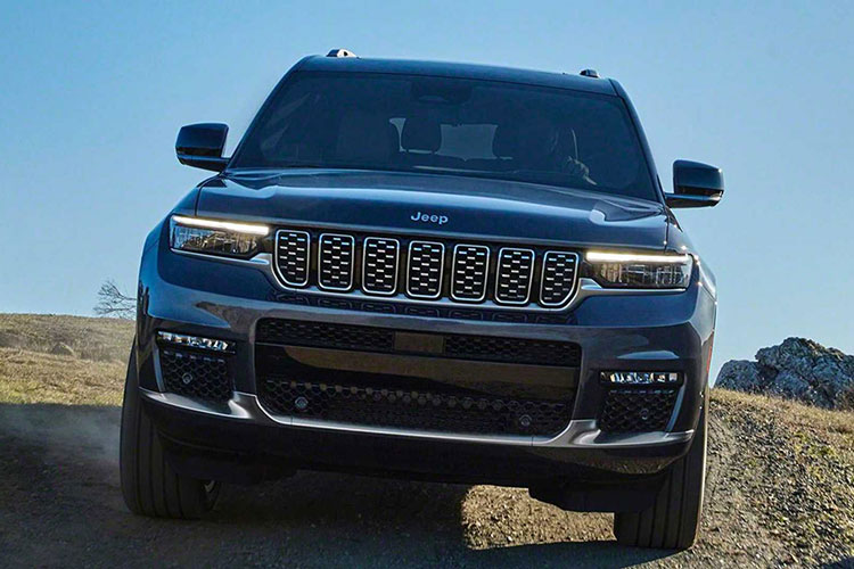Jeep Grand Cherokee L nhan