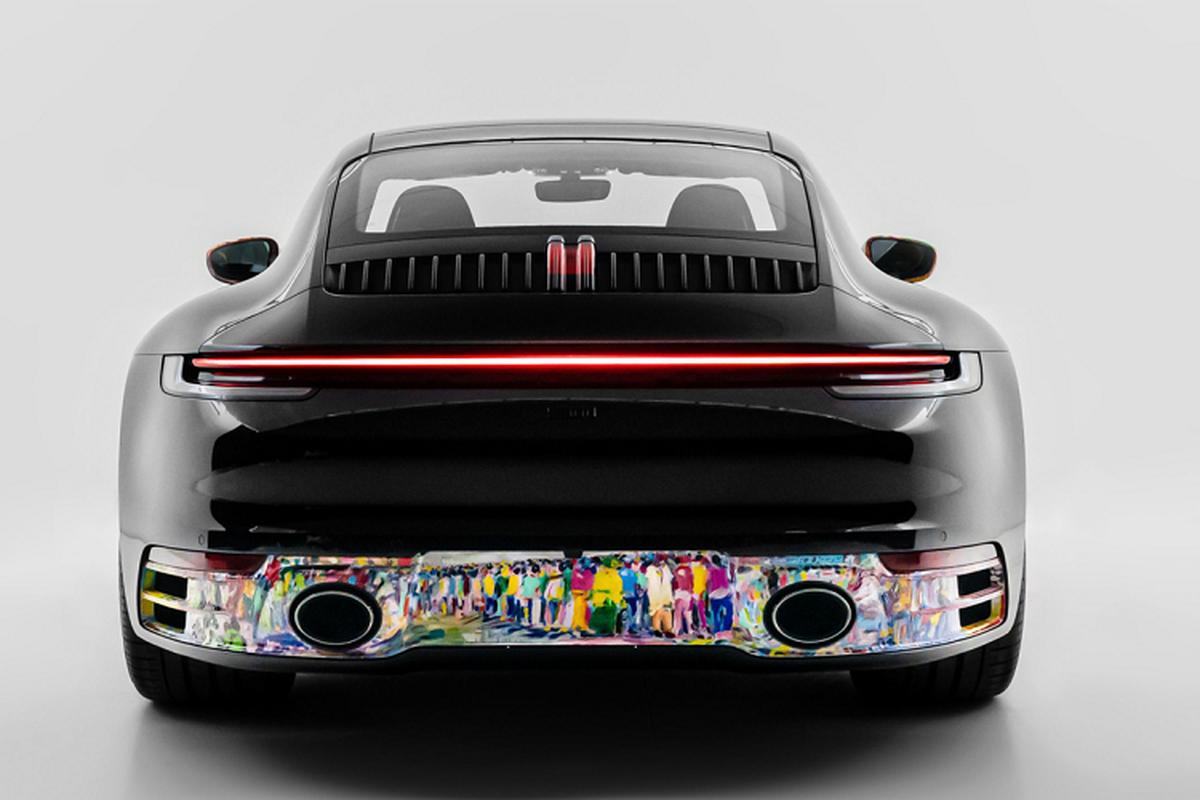 Ngam Porsche 911 Carrera