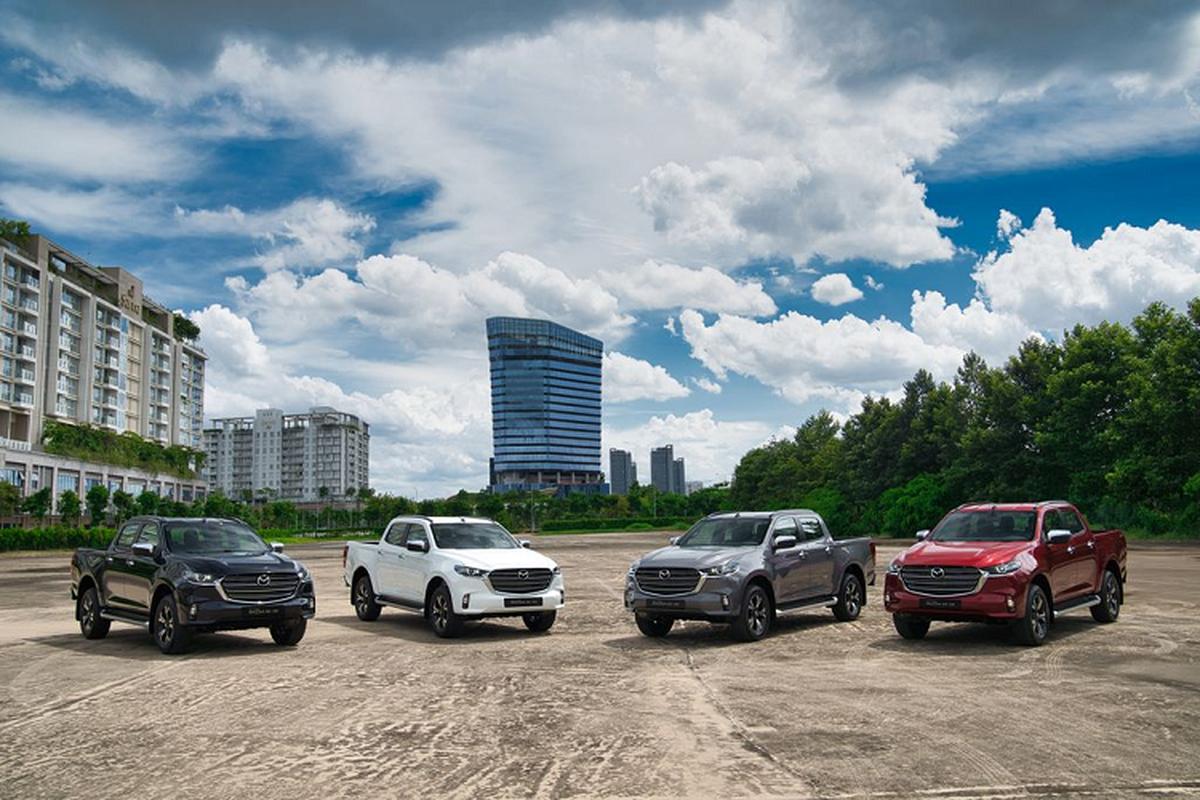 Can canh Mazda BT-50 2021 tai Viet Nam, khoi diem 659 trieu dong-Hinh-18