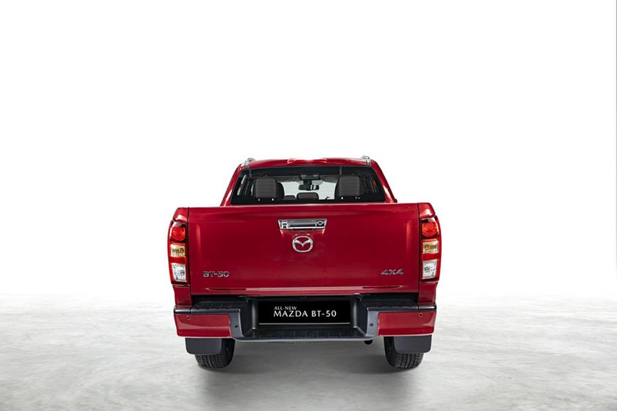 Can canh Mazda BT-50 2021 tai Viet Nam, khoi diem 659 trieu dong-Hinh-5