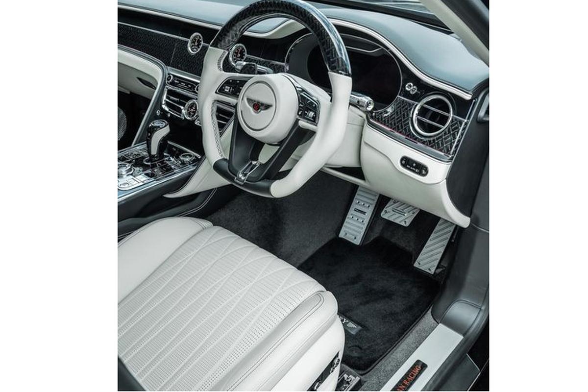 "Mansory ""phu phep"" giup Bentley Flying Spur 2021 manh 700 ma luc-Hinh-5"