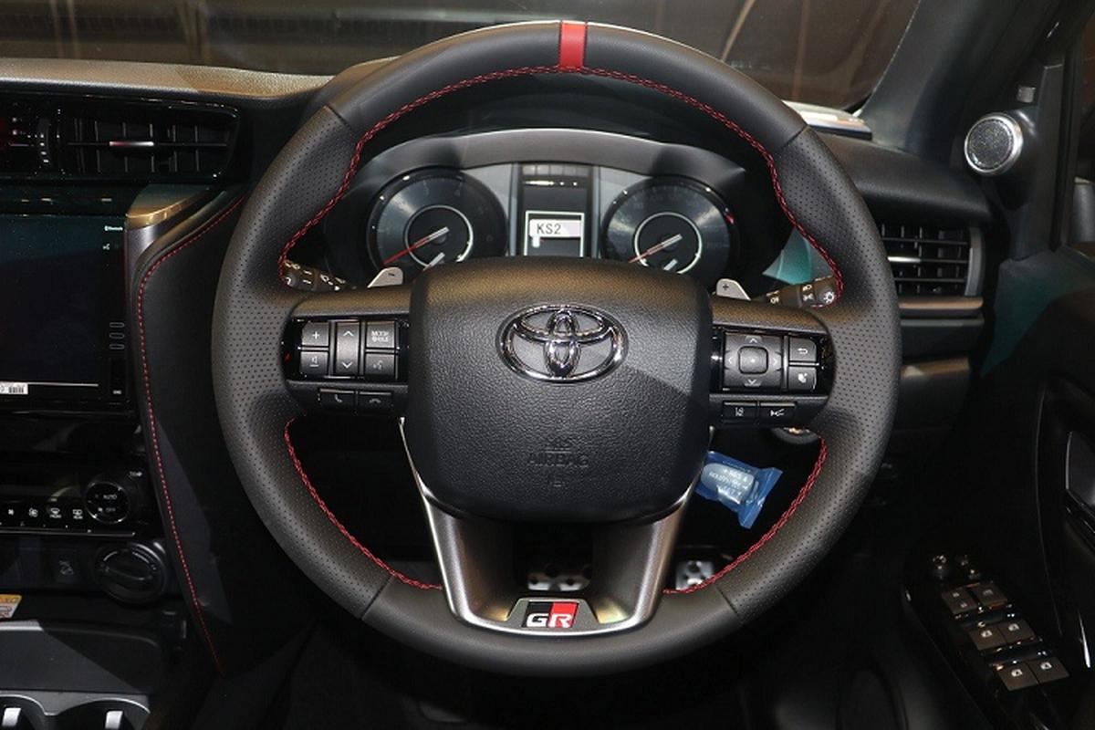 Toyota Fortuner GR Sport tu 1,3 ty tai Thai Lan, co ve Viet Nam?-Hinh-8