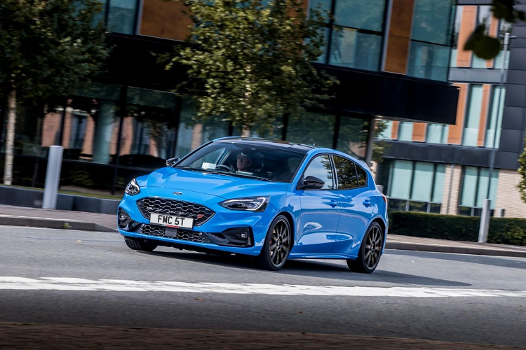 Ford Focus ST Edition 2021 - hatchback dang cap hon 1,1 ty dong
