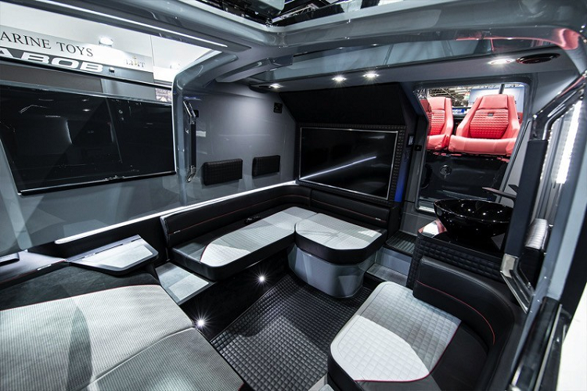 Brabus Shadow 900 Black Ops - Mercedes-AMG tren bien 11 ty dong-Hinh-5