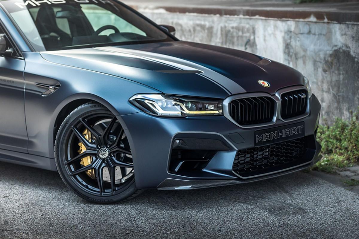 BMW M5 CS voi goi do gan 800 ma luc, doc nhat the gioi-Hinh-3