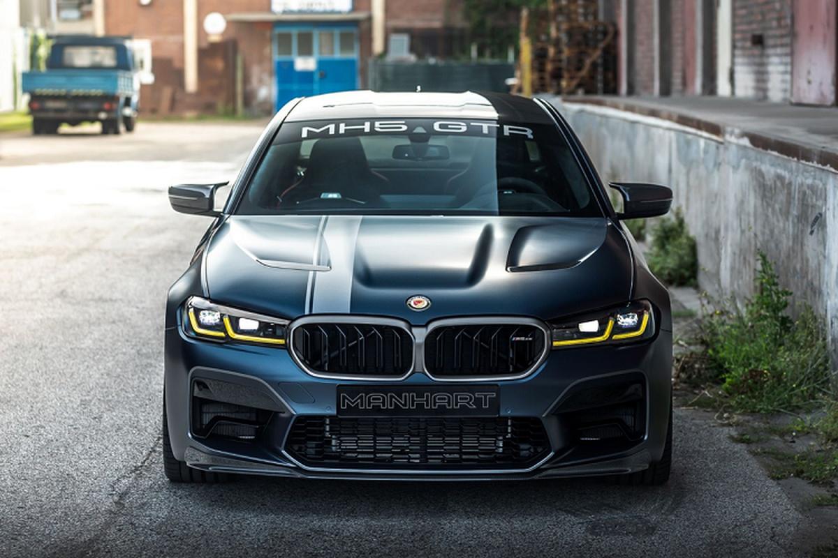 BMW M5 CS voi goi do gan 800 ma luc, doc nhat the gioi