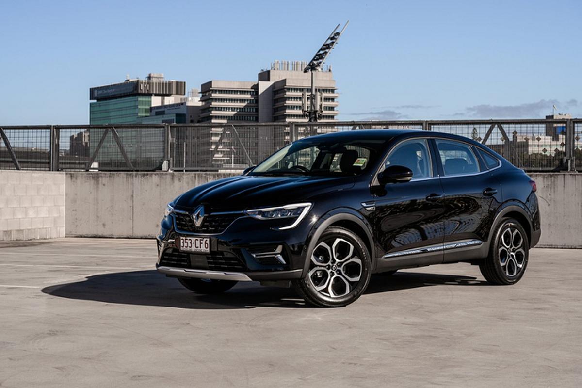 Renault Arkana 2022 the he moi chao hang thi truong Australia-Hinh-7