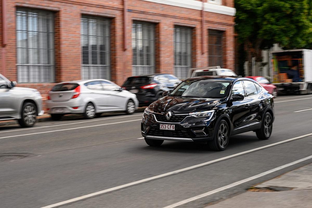 Renault Arkana 2022 the he moi chao hang thi truong Australia-Hinh-8