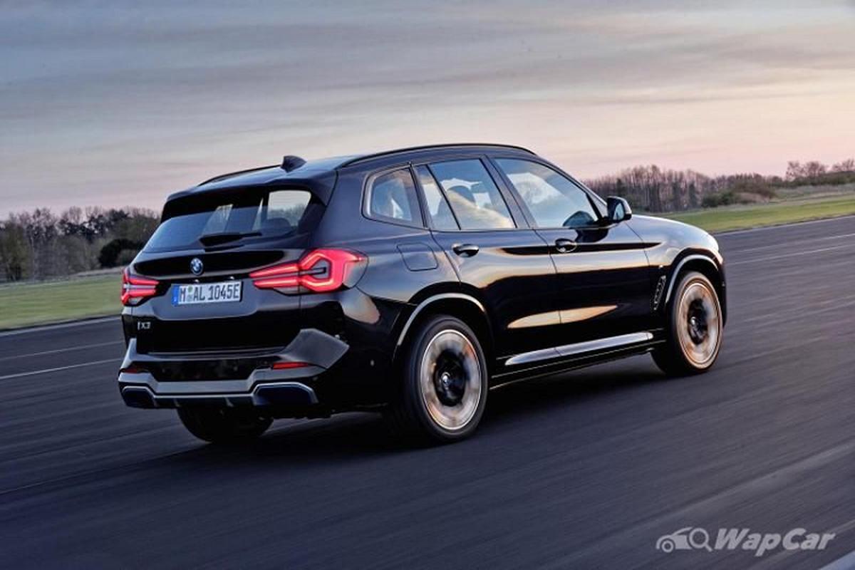 BMW iX3 2021 - SUV dien chay 460 km/mot lan sac den Mlaysia-Hinh-5
