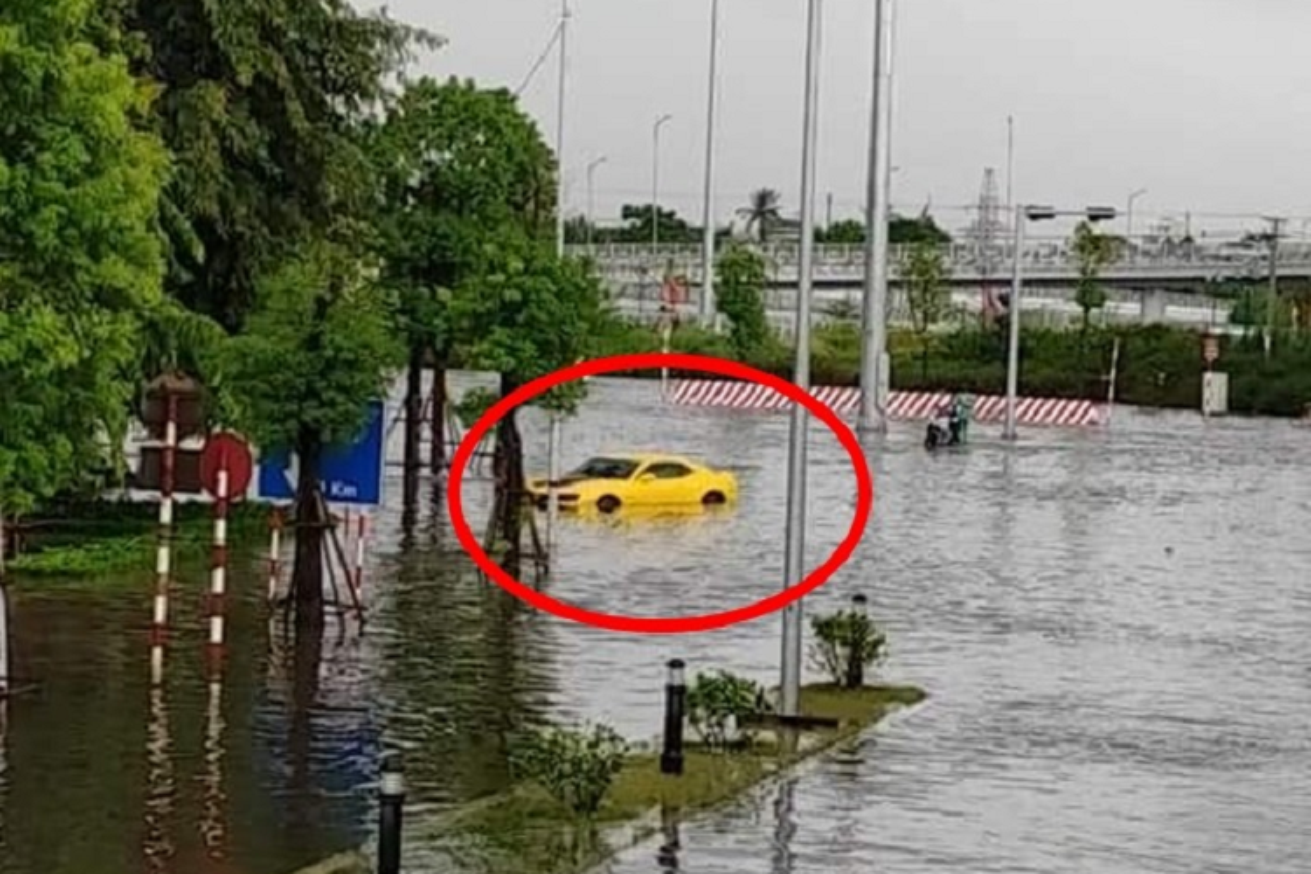 Chevrolet Camaro bac ty