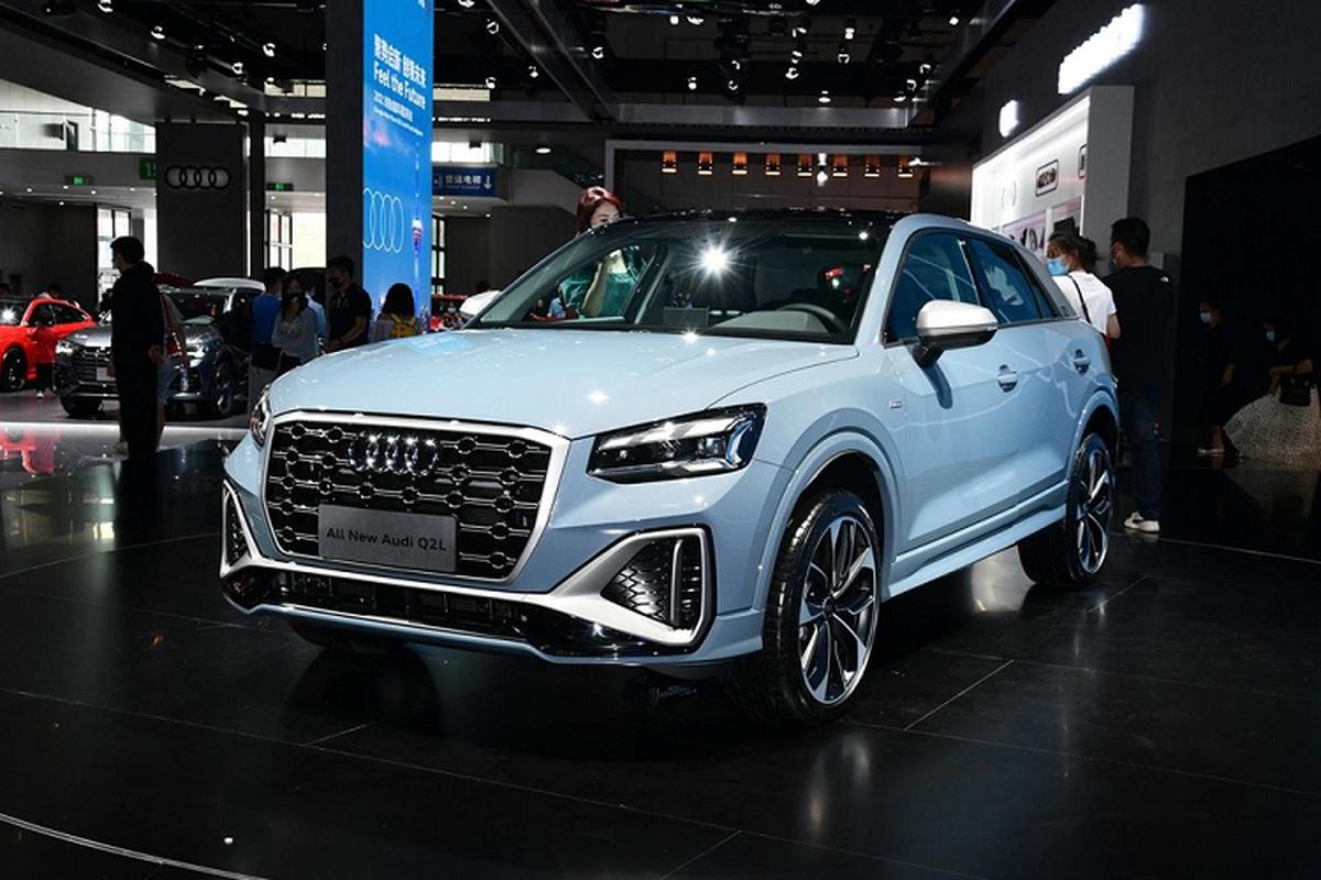 Audi Q2L 2022 phien ban dac biet cua sao tre Vuong Nhat Bac-Hinh-8