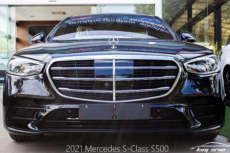 """Can canh Mercedes-Benz S500 2022 toi 7 ty dong, """"sat vach"""" Viet Nam-Hinh-2"""