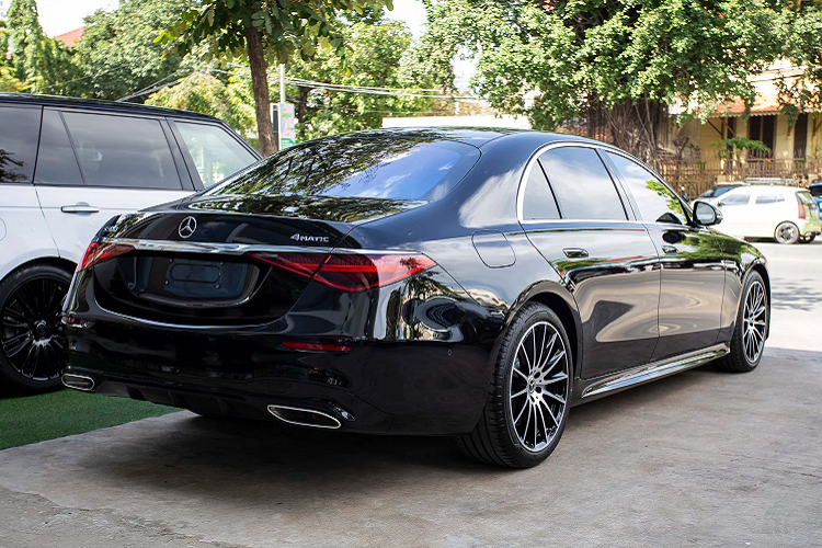 """Can canh Mercedes-Benz S500 2022 toi 7 ty dong, """"sat vach"""" Viet Nam-Hinh-3"""