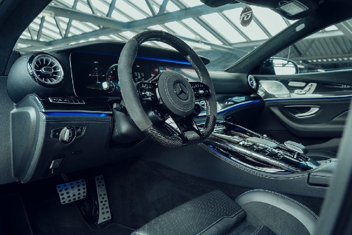 Ngam Mercedes-AMG GT 63 S ham ho, manh 800 ma luc nho Brabus-Hinh-4